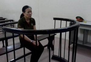 Phạm Thị Loan bị kết án chung thân