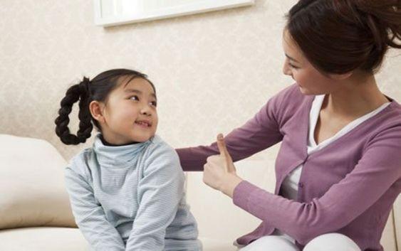 Phương pháp răn đe con trẻ tác dụng hơn nhiều lần đòn roi