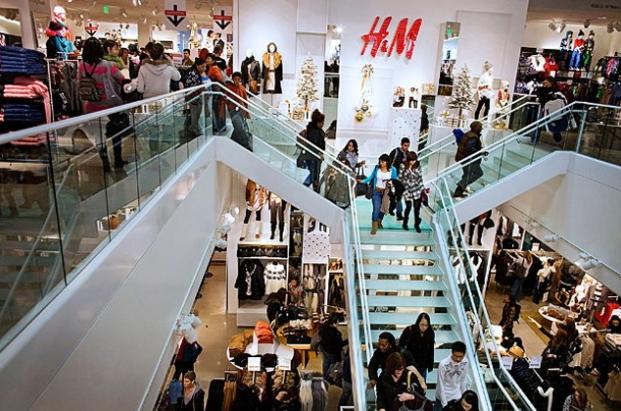 Nhãn hiệu H&M khai trương tại Tp.Hồ Chí Minh vi những phần quà hấp dẫn cho 1000 vị khách đầu tiên.