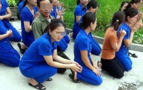 Kỷ luật 5 cán bộ trong vụ giáo viên mầm non quỳ gối ở Nghệ An