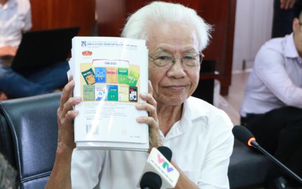 GS Hồ Ngọc Đại nói gì về phương pháp học mới cho học sinh