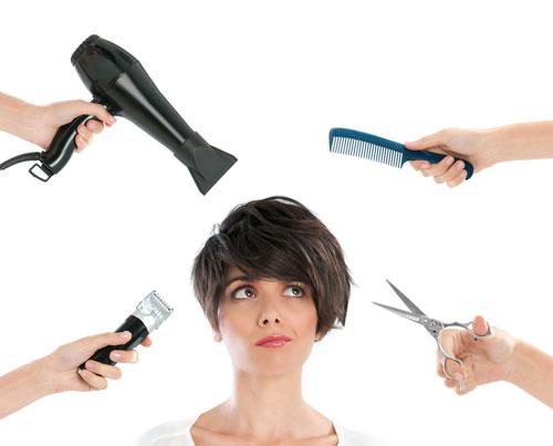 Mơ thấy cắt tóc điềm báo điều gì