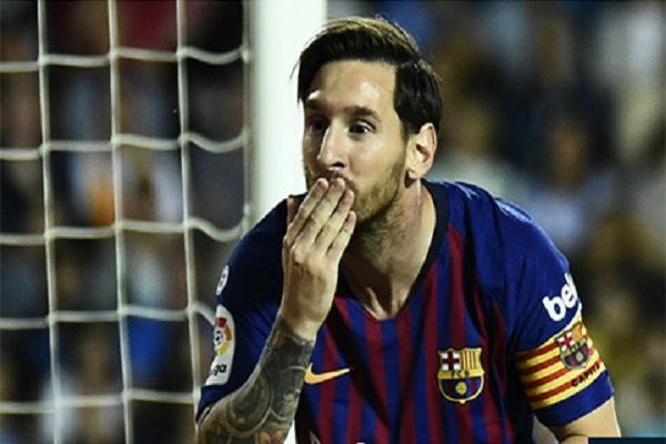 Tên Messi được đặt cho một giải thưởng mới