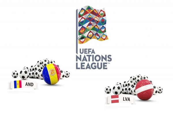 Nhận định Andorra vs Latvia