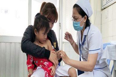 TPHCM tiêm bổ sung vắc xin sởi – rubella cho khoảng 300.000 dưới 5 tuổi