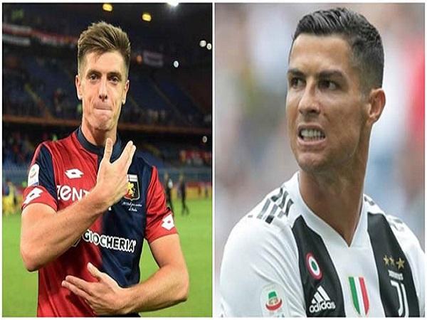 Juventus vô địch lượt đi
