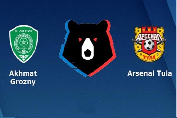 Nhận định Akhmat Grozny vs Arsenal Tula