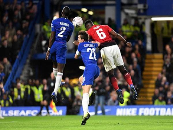 Pogba hủy diệt Chelsea: Cuộc chiến mềm như lụa
