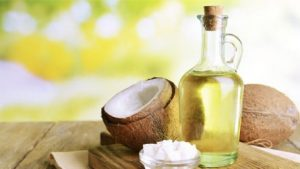 tác dụng của dầu dừa với sức khỏe