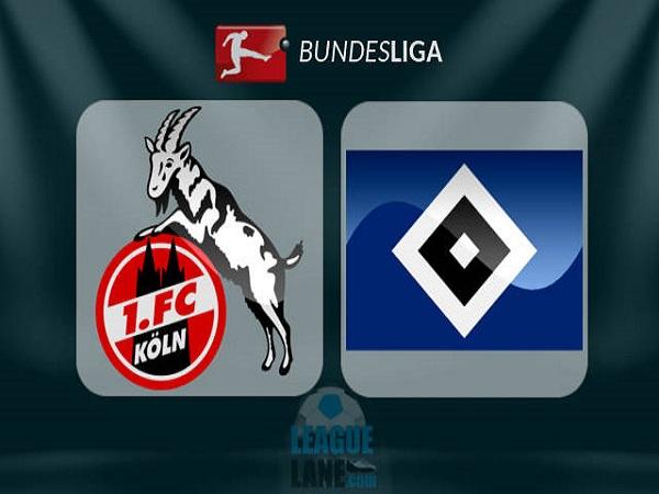Nhận định Cologne vs Hamburg, 1h30 ngày 16/04