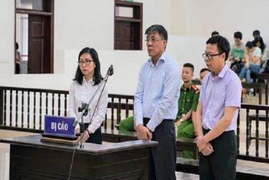 Nguyên Tổng Giám đốc PVEP lĩnh án 3 năm tù do lạm dụng chức vụ