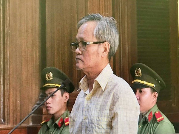 Trần Công Khải lĩnh án 8 năm tù vì muốn lật đổ chính quyền