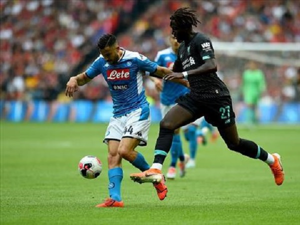 3 điểm nhấn sau trận thua bẽ bàng của Liverpool trước Napoli