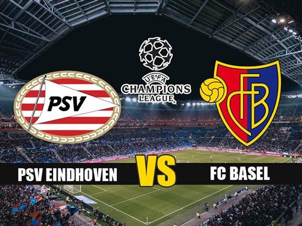Dự đoán PSV Eindhoven vs Basel, 1h00 ngày 24/07