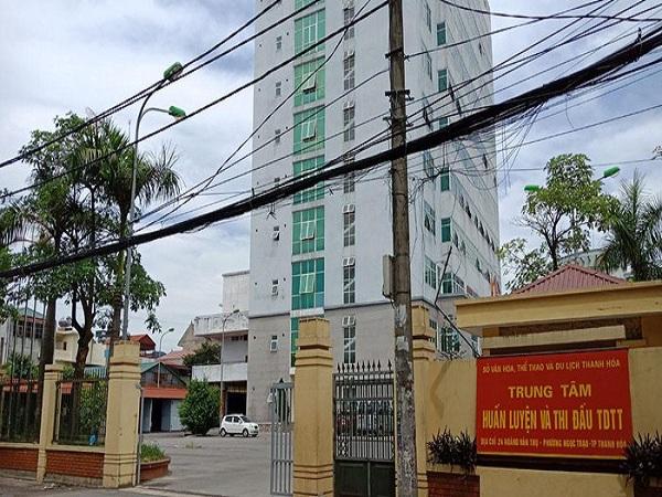 Tạm giữ hình sự nguyên Phó Giám đốc Sở VH-TT&DL Thanh Hoá