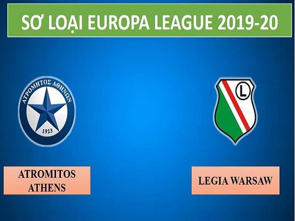 Nhận định Atromitos vs Legia Warszawa, 23h00 ngày 14/08