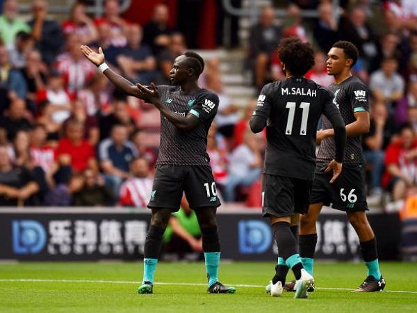 Liverpool nhọc nhằn giành 3 điểm trước Southampton