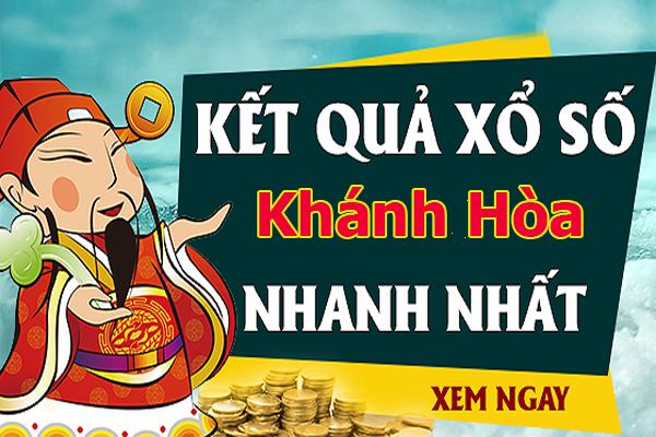 Soi cầu XS Khánh Hòa chính xác thứ 4 ngày 28/08/2019