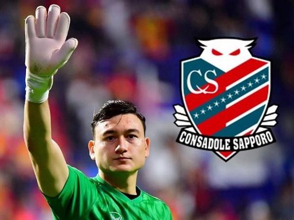 Rộ tin Đặng Văn Lâm chia tay Thai League sang Nhật