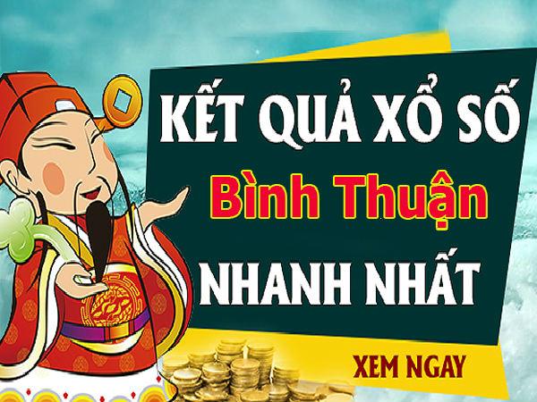 xổ sốBình Thuận19/12/2019