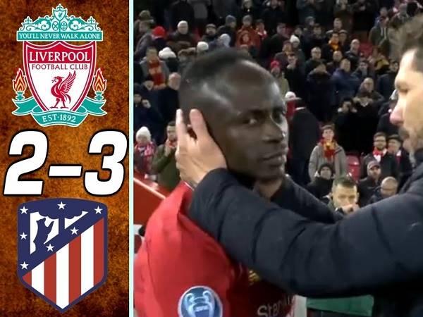 Điểm nhấn Liverpool 2-3 Atletico: Chủ nhà không may và không hay