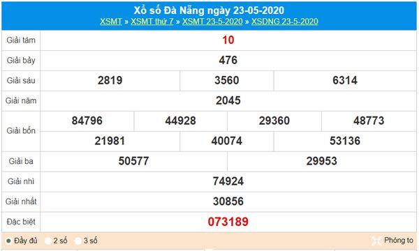 Soi cầu KQXS Đà Nẵng 27/5/2020 cùng các siêu cao thủ