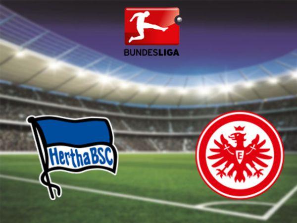Soi kèo bóng đá Hertha Berlin vs Frankfurt