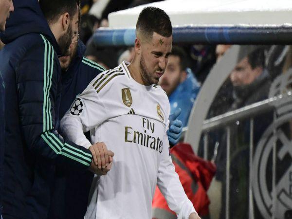 Lý do Eden Hazard gặp nhiều chấn thương