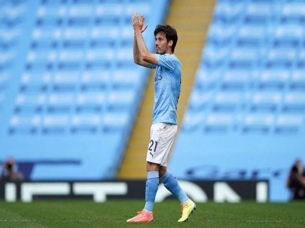 David Silva chia tay Man City sau 10 năm gắn bó