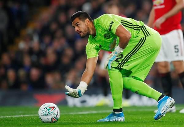 Thủ môn Sergio Romero không còn tương lai tại sân Old Trafford