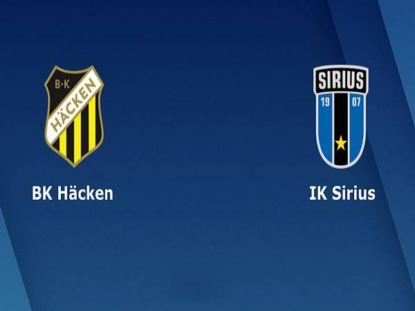 Nhận định Hacken vs Sirius 00h00, 15/09 – VĐQG Thụy Điển