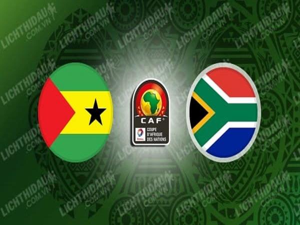 Nhận định Sao Tome & Principe vs Nam Phi 20h00, 16/11 - VL CAN 2021