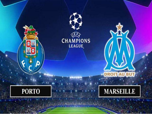 Soi kèo Porto vs Marseille, 03h00 ngày 4/11- Cup C1 châu Âu