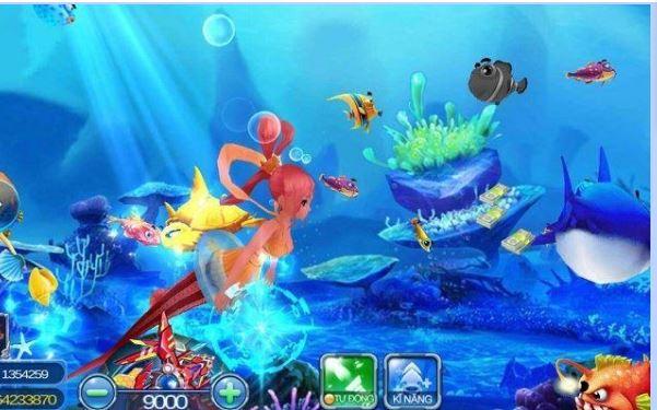 bắn cá rồng online