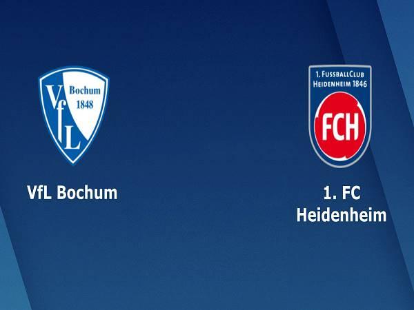 Nhận định Bochum vs Heidenheim – 00h30 19/12, Hạng 2 Đức