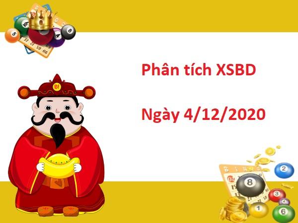 Phân tích XSBD 4/12/2020