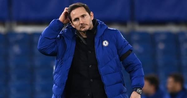 Lampard lên tiếng về việc bị Chelsea sa thải