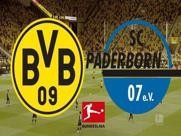 Nhận định tỷ lệ Dortmund vs Paderborn, 02h45 ngày 3/2