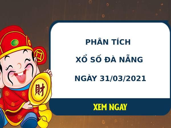 Phân tích kết quả XS Đà Nẵng ngày 31/03/2021