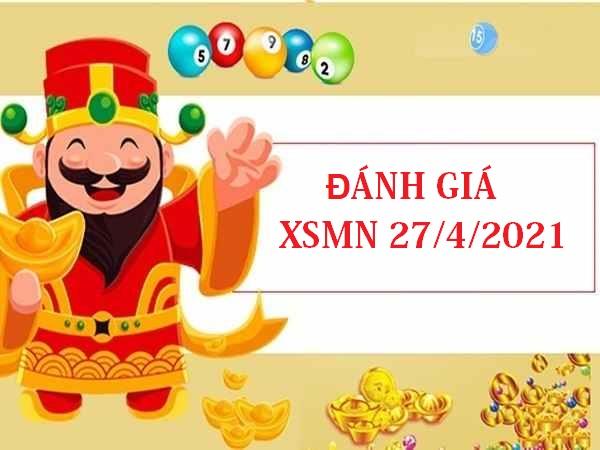 dự đoán SXMN 27/4/2021