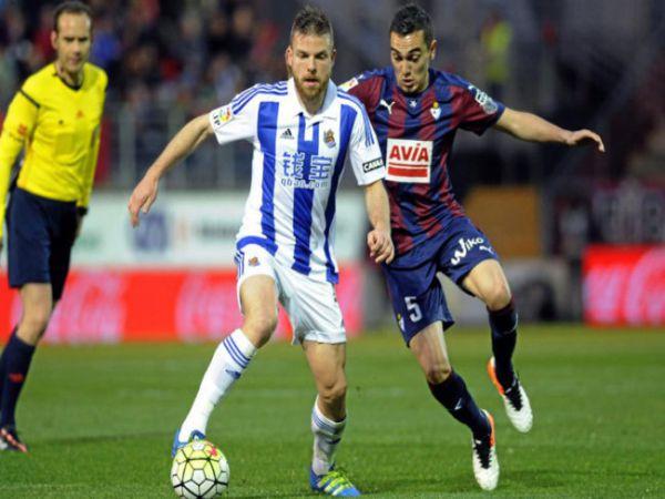 Soi kèo Eibar vs Sociedad, 02h00 ngày 27/4 - La Liga