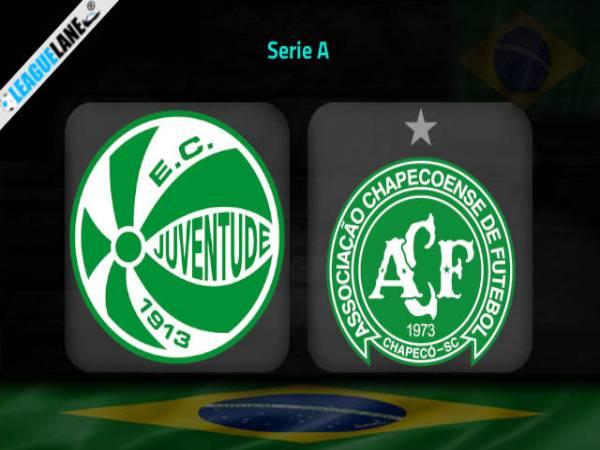 Nhận định Juventude vs Chapecoense – 04h00 27/07/2021, Hạng 2 Pháp